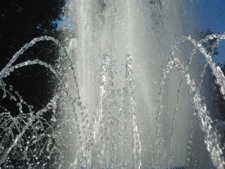 Free Stock Photo of Fountain