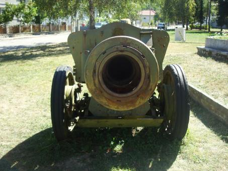 Free Stock Photo of Artillery