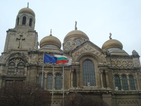 Free Stock Photo of Varna cathedral