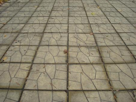 Free Stock Photo of Street pavement tiles
