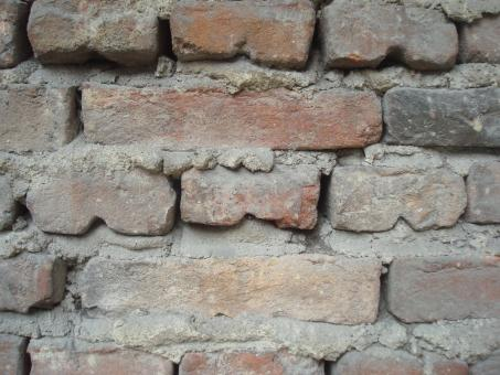 Free Stock Photo of Bricks wall texture