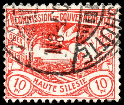 Free Stock Photo of Red Coal Mine and Pigeon Stamp