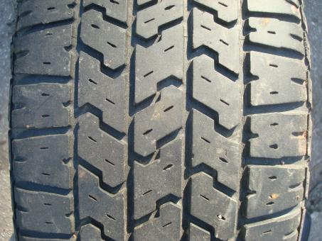 Free Stock Photo of Car tire texture
