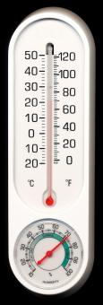 Free Stock Photo of Thermometer and Hygrometer