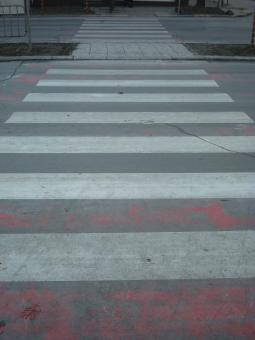 Free Stock Photo of Pedestrian crossing