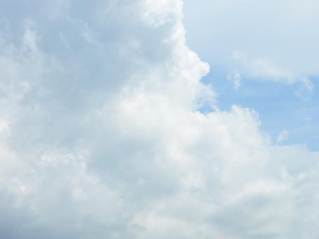 Free Stock Photo of Cloud Shape 2