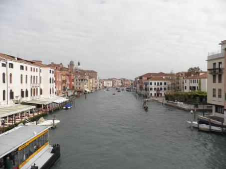 Free Stock Photo of Canale Grande in Venice