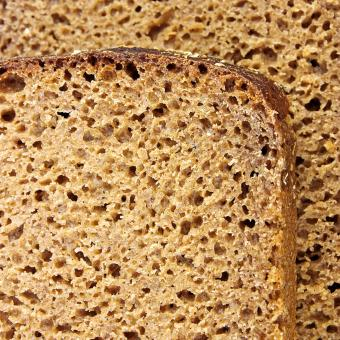 Free Stock Photo of bread texture