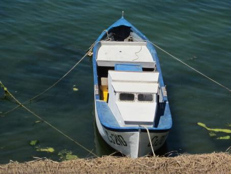 Free Stock Photo of Fisherman boat