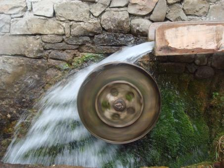 Free Stock Photo of Water wheel