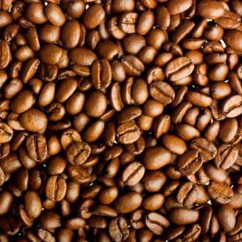 Free Stock Photo of Coffee Beans Background