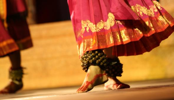 Free Stock Photo of Indian Bharatanatiyam dance