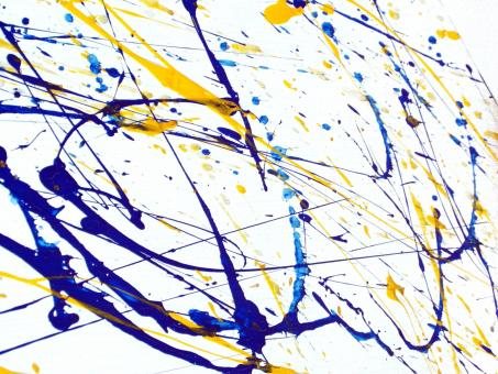 Free Stock Photo of Paint Splatter Background