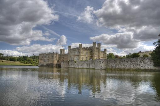 Free Stock Photo of Historic Leeds Castle