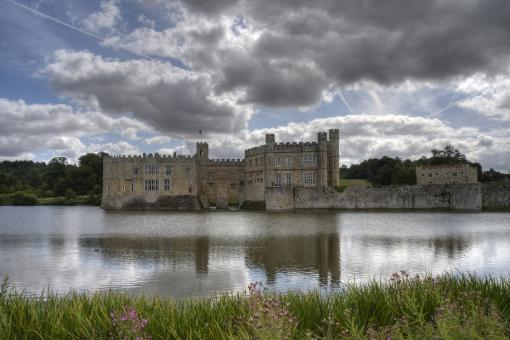 Free Stock Photo of Leeds Castle
