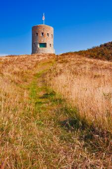 Free Stock Photo of Guernsey Tower