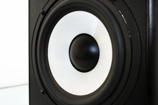 Free Stock Photo of Speaker