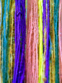 Free Stock Photo of Colorful Wool Background