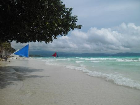 Free Stock Photo of Boracay Philippines
