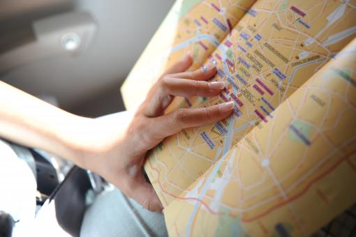 Free Stock Photo of Map analysing