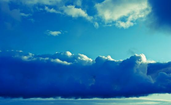 Free Stock Photo of Amazing Cloudscape