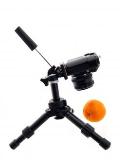 Free Stock Photo of Camera shoots the orange