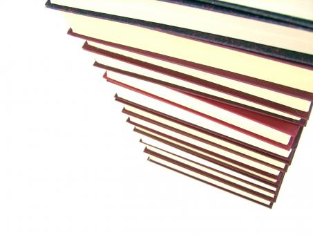 Free Stock Photo of stack of books