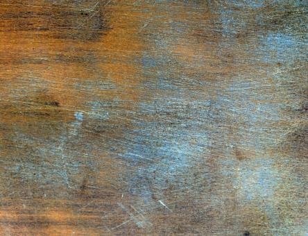 Free Stock Photo of Scratched Metal Grunge Background