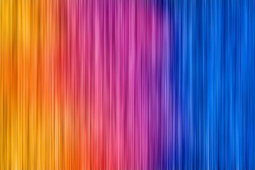 Free Stock Photo of Vibrant Abstract Blur
