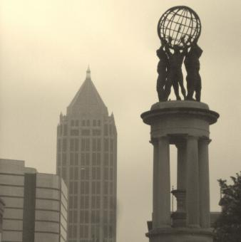 Free Stock Photo of Pershing Point - Atlanta