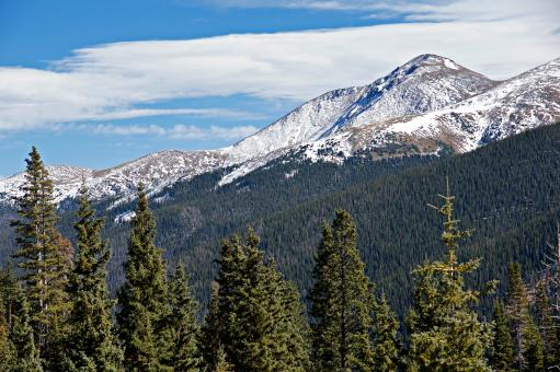 Free Stock Photo of Berthoud Pass