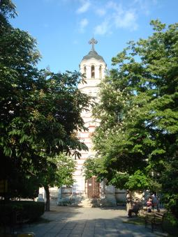 Free Stock Photo of Church in the park - Varna, Bulgaria