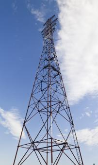 Free Stock Photo of Aerial Mast