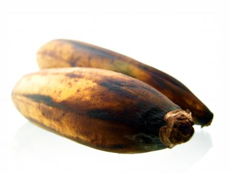 Free Stock Photo of old banana