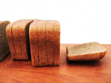 Free Stock Photo of Sliced Bread