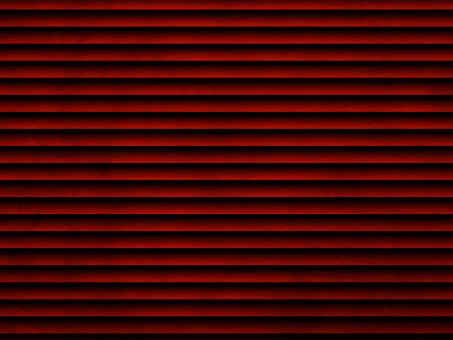 Free Stock Photo of Red Venetian Blinds Effect