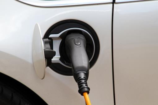 Free Stock Photo of Electric Car