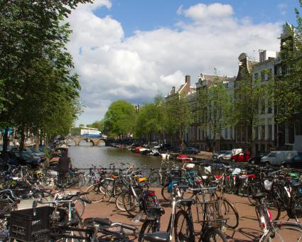 Free Stock Photo of Amsterdam