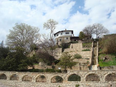 Free Stock Photo of Balchik residence, Bulgaria