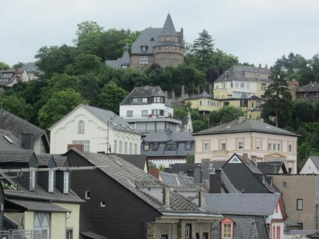 Free Stock Photo of Buildings in Koblenz, Germany