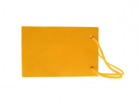 Free Stock Photo of Yellow bag