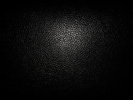 Free Stock Photo of Black Leather Texture
