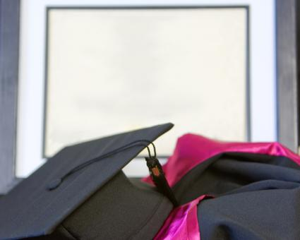 Free Stock Photo of Graduation