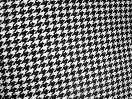 Free Stock Photo of Seamless black and white pattern