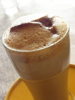 Free Stock Photo of Frothy Coffee