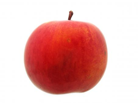 Free Stock Photo of Red Apple