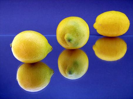 Free Stock Photo of Lemons