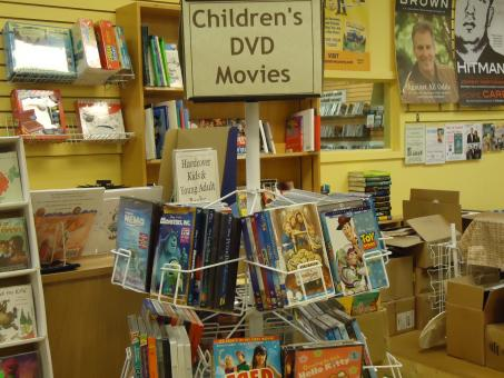 Free Stock Photo of Children's dvds