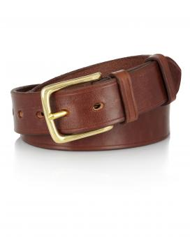 Free Stock Photo of Brown leather belt
