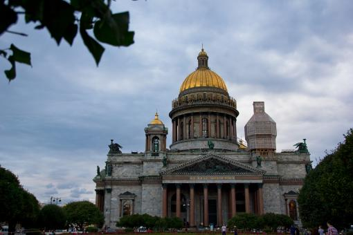 Free Stock Photo of Saint Isaac's Cathedral